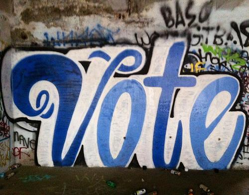 Pour voter, il faut être inscrit