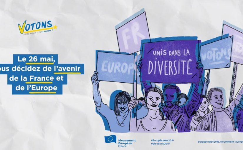 MOUVEMENT EUROPEEN France : Demandez le programme!