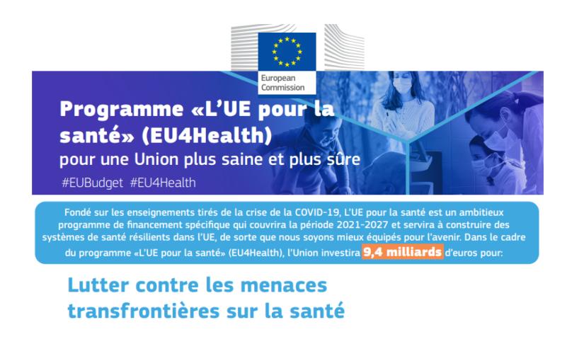Du 15 au 19 juin : La France et l'Europe, quelles attentes suite à la crise sanitaire ?