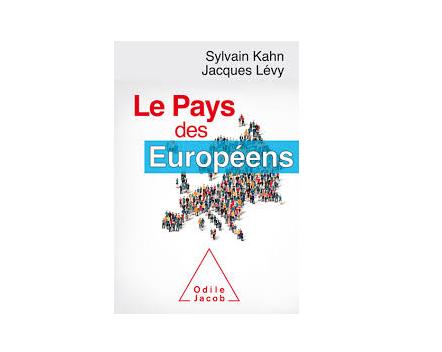 le Pays des Européens par Sylvain Kahn, Jacques Levy: