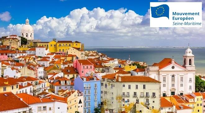 Dialoguez avec Son Excellence l'Ambassadeur du Portugal, mardi 20 avril 2021 à 16 heures