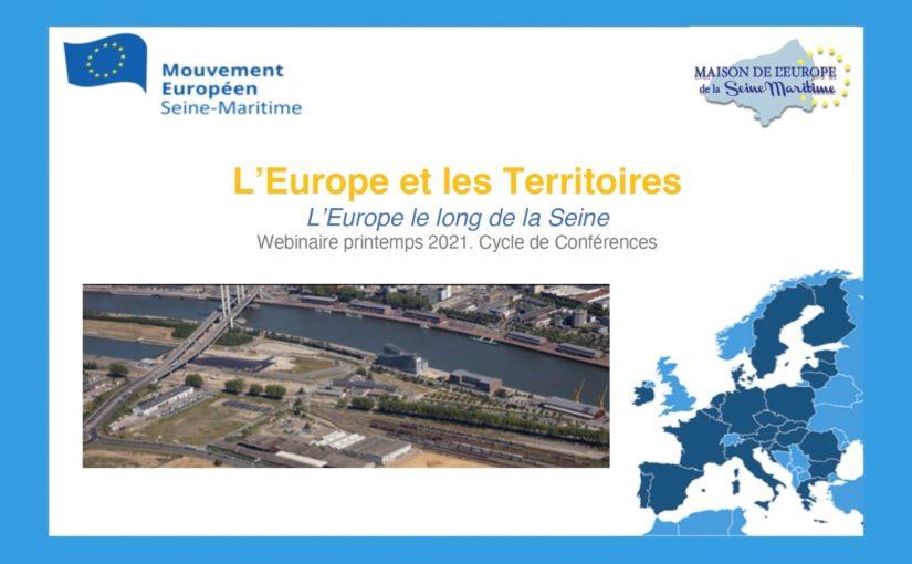 séminaire: l'Europe le long de la Seine